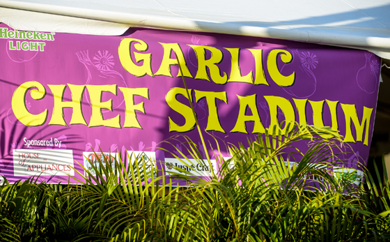 Roddy is Playing at the Delray Beach Florida Garlic Fest – January 29-31